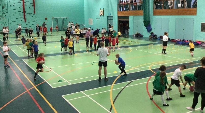 Sports Patnership round up November 1
