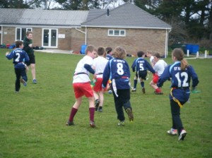 Tag rugby festival 1