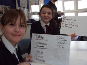 Year 6 taster sessions in English at The Purbeck School (1)