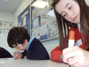 Year 6 taster sessions in English at The Purbeck School (2)