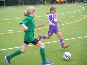 Y5&6 girls football