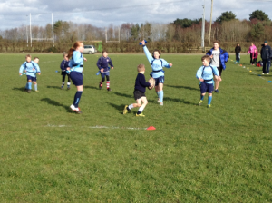 Y5&6 Tag Rugby School Games Qualifier