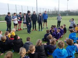 Sports partnership February news 3