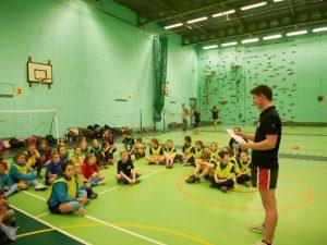 Sports partnership January news 1